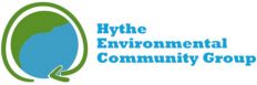 Hythe Environmental Community Logo